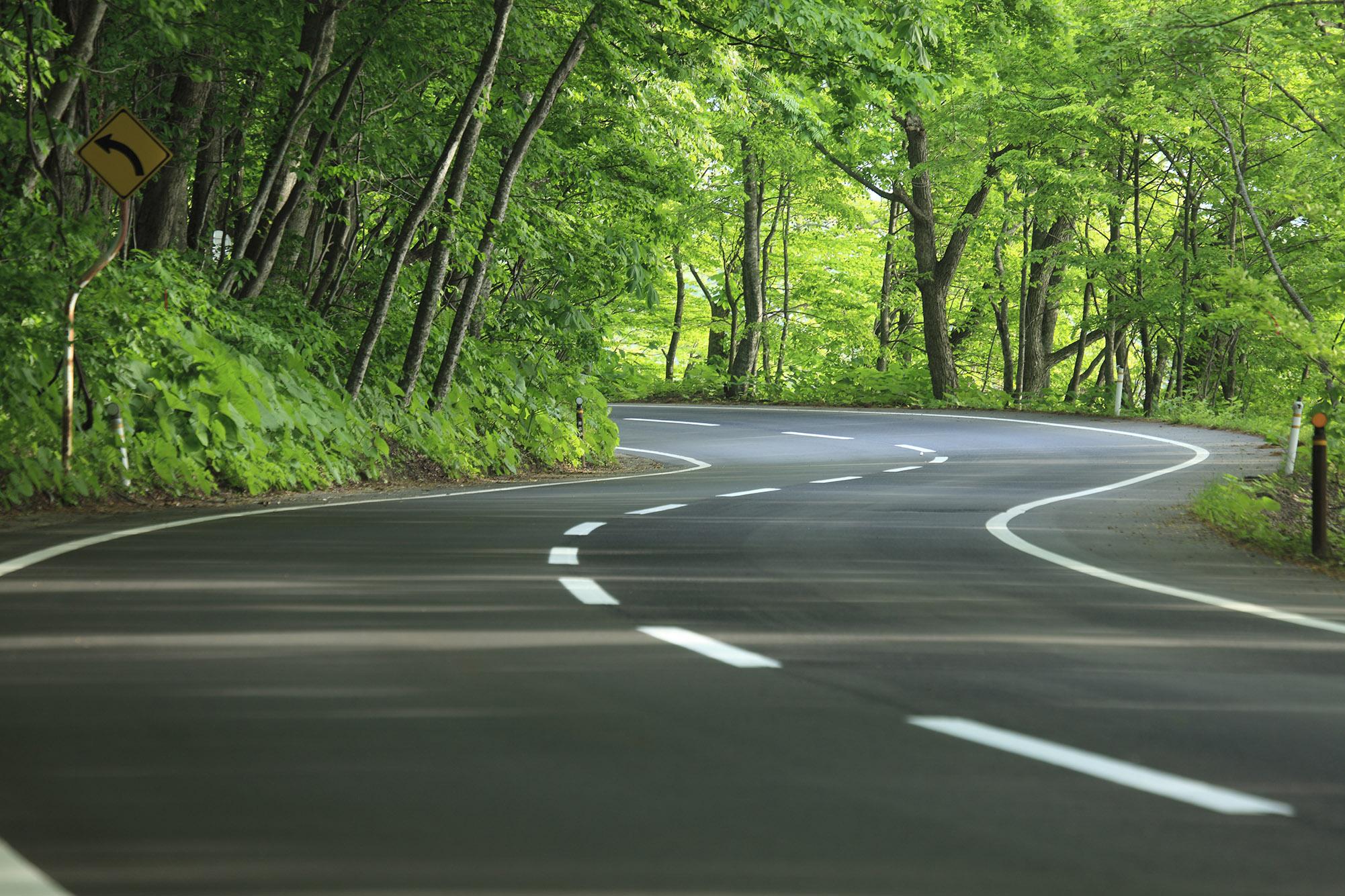 Winding,Road